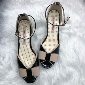 BETTY Peep Toe Platform BAIT Footwear SZ 8.5